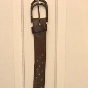 Other - Brown Leather Belt